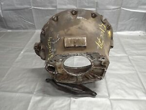 1998 01 Oem Dodge Ram 5 9l Gas V8 Transmission Nv4500 Bellhousing 2500 3500 Flaw