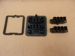 New 1964 Plymouth Dodge Chrysler Imperial Firewall Harness Bulkhead Connectors