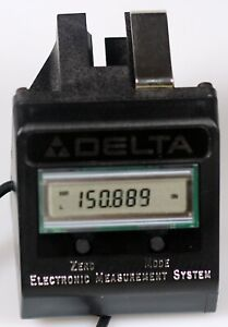 Delta Electronic Measuring System For Wood Planers 32 011 Horz Vertical Linear