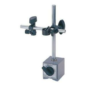 Mitutoyo 7032b Universal Magnetic Stand With Mechanical Locking System