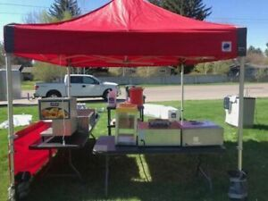 Food Concession Business With Wells Cargo Trailer For Sale In Idaho