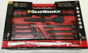 Gearwrench 26 Piece Universal Socket And Wrench Set Part 40426a