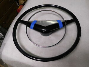 1951 Ford Steering Wheel And Horn Ring