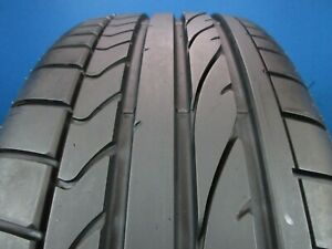 Used Bridgestone Potenza Re050a Rft 205 45 17 8 9 32 High Tread 1745c