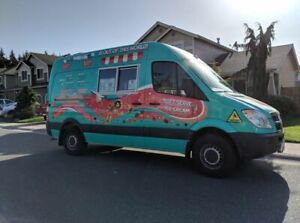 2008 Dodge Sprinter 2500 Ice Cream Truck For Sale In Washington