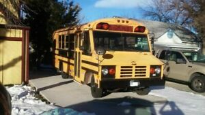 Blue Bird Bus Used Food Truck Mobile Kitchen For Sale In Colorado