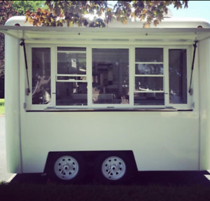 10 Turnkey Shaved Ice Concession Trailer For Sale In Maryland