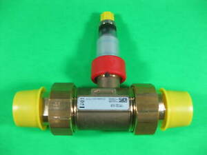 Sika Turbine Flow Meter Type Vth25 Ms 180ve Vt2511mappli02 New