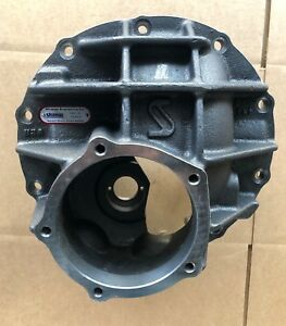Strange Ford 9 Inch Pro Series Cast Iron 3rd Member 3 06 Case Rear End