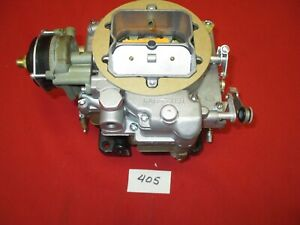 1957 Chevrolet Corvette Original Gm Carter Wcfb 2505s Sa 2655s Carburetor