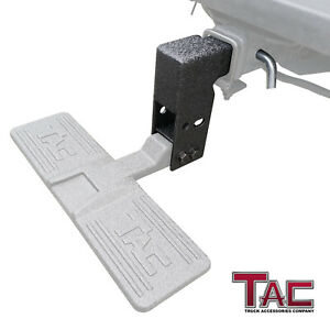 Universal Hitch Step Adjuster For 2 Hitch Receiver Two Stages Adjustable Mount