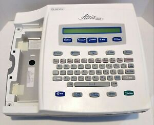 Burdick Atria 3000 Ecg Ekg Machine