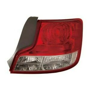 For 2012 2013 Scion Tc Rh Right Passenger Side Taillamp Taillight From 07 2011