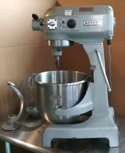Hobart A 200t 20qt Commercial Counter Top Mixer W Hook Paddle Whisk Home Use
