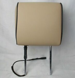 Seat Headrest Front For Land Rover Range Rover Hah501780sun Nos 2007 2008