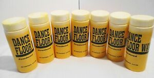 Lot Of 7 Daley International Dance Floor Wax