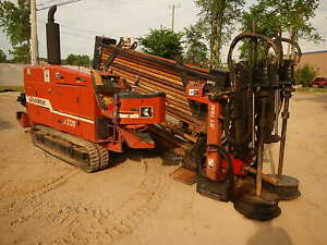 2000 Ditch Witch Jt2720 Directional Drill Hdd Machine Boring