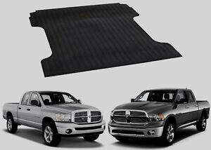 Rubber Bed Mat 2002 2019 Dodge Ram 1500 6 5 Foot Short Box Cargo Liner Protector