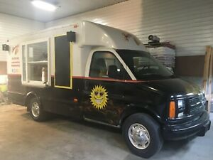 Fully Operational licensed Food Truck