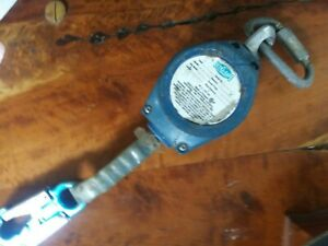 Alta safe Fall Protection Limiter Self Retractable Lanyard