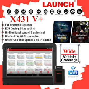 Launch Cr319 Obd2 Eobd Scanner Car Code Reader Automotive Diagnostic Scan Tool