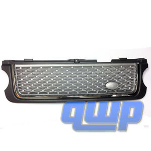 New Front Center Grill Grille For 2010 2011 2012 Land Rover Range Rover Lr040740