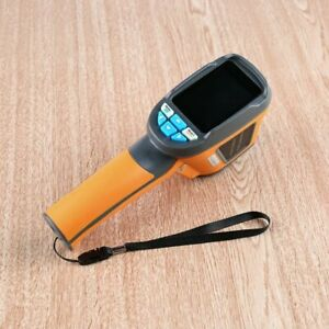 Handheld Infrared Thermometer Imaging Camera Protable Thermal Color Screen Ax