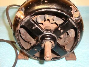 Antique Electric Motor Reynolds