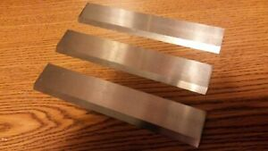 As 4 Inch Carbide Tipped Jointer Knives Craftsman Jet Atl