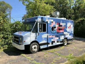 Freightliner Utilimaster Used Food Truck Mobile Kitchen Tennessee