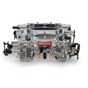 Edelbrock Thunder Series Avs 500 Cfm Carburetor With Manual Choke