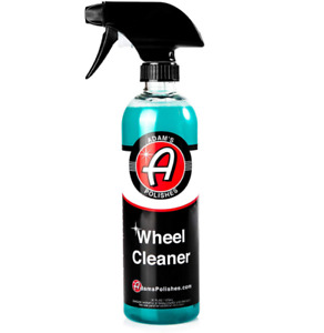 Deep Wheel Cleaner 16oz Tough On Brake Dust Gentle On Wheels Changes Color