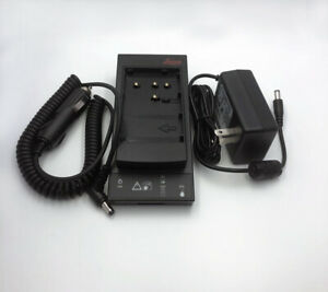 New Gkl112 Charger For Leica Tps400 Tps800total Station Geb121 Battery