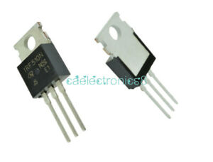 2pcs Irf510npbf Irf510n Irf510 100v 5 6a Power Mosfet N channel Ca
