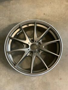 Volk Racing G25 Gold Special Edition 18x7 5 5x114 3 Bolt Pattern