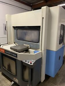 Cnc Mazak Fh 580 40 4th Axis Clean 12 000 Rpm Horizontal Mill Milling Machine