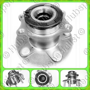 Rear Wheel Hub Bearing Assembly For 2014 2019 Mitsubishi Outlander Awd Each