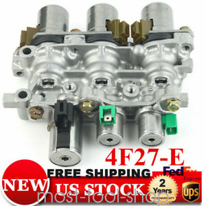Automatic Transmission Repair Solenoid Pack 4f27e Fit Ford Mazda 4 Speed Usa