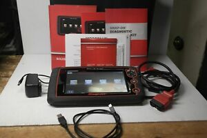 Snap on Eesc320 Solus Edge 17 4 Diagnostic Scanner Used