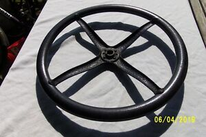 Antique Model T Steering Wheel Original Nice