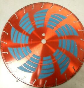 14 Chopsaw Diamond Blade For Cutting Metal With Side protection