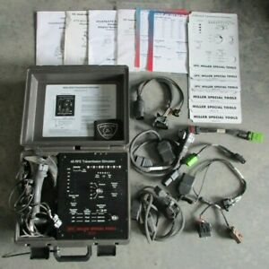 Miller Tool 8333 Transmission Simulator With Overlays And Cables