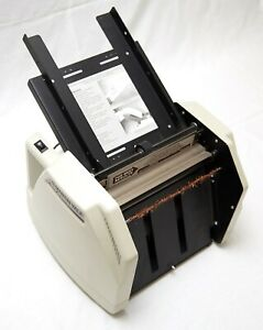 Martin Yale 1501x0 Paper Folder Machine Auto Folding 1501xo