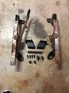 94 95 96 97 98 Ford Mustang Factory Left Or Right Manual Seat Track