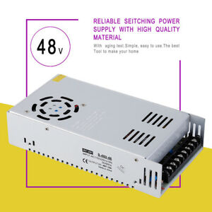 Dc 48v 10a Universal Regulated Switching Power Supply For Computer Project k