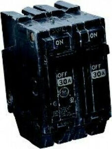 Breakers Unlimited Double Pull Circuit Breaker General Electric Thql2130