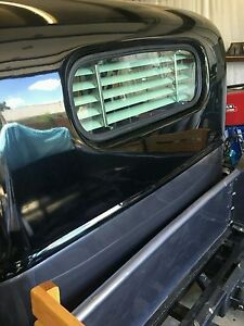 1936 1946 Chevy Truck Window Gm Venetian Blinds