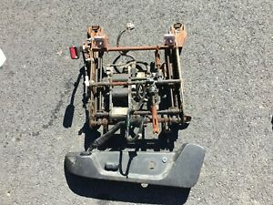 2005 2009 Ford Mustang 6 Way Power Driver Side Left Front Seat Track Tested
