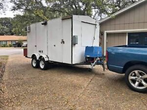 Gorgeous 2006 16 Food Concession Trailer Ready To Work Mobile Kitchen For S