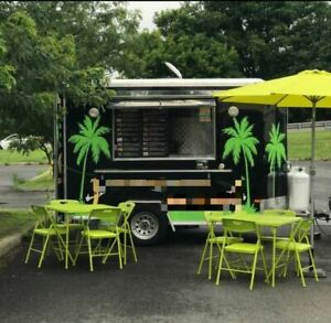 2015 7 X 12 Mobile Kitchen Food Concession Trailer For Sale In Connecticut